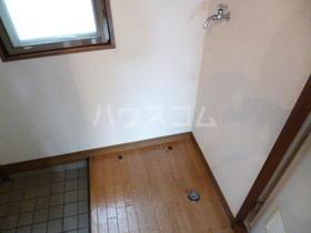 Mハイツ 203号室のトイレ