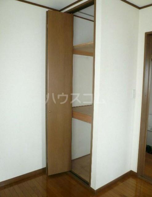 いずみ荘 203号室の収納