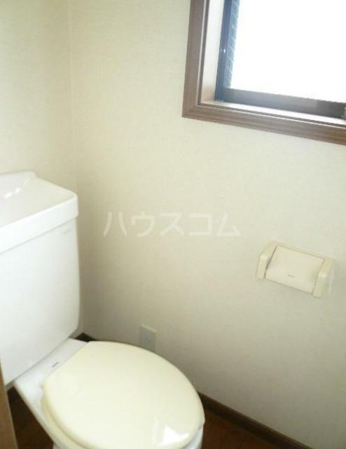 いずみ荘 203号室のトイレ