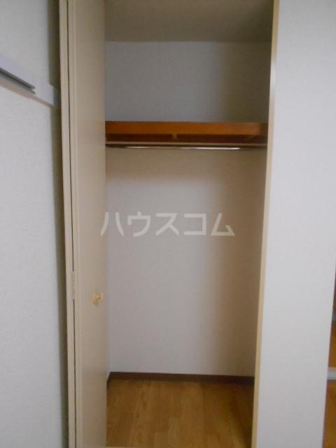 サウザンド2 206号室の収納