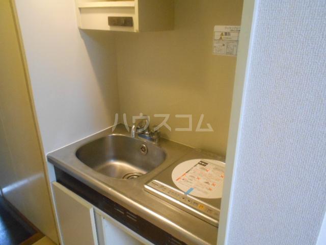 サウザンド2 206号室のキッチン