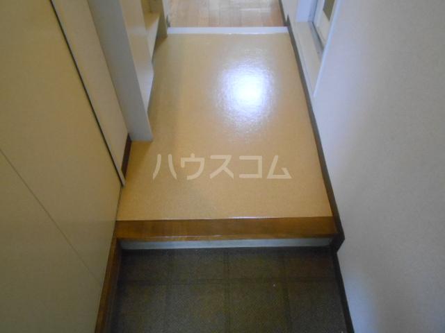サウザンド2 206号室の玄関