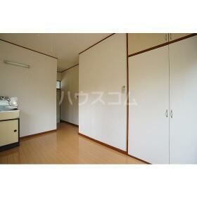 サンクチュアリ634 101号室の居室