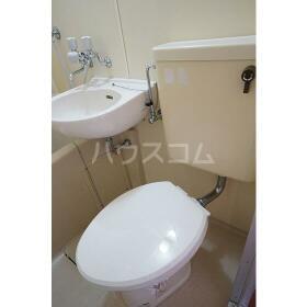 サンクチュアリ634 101号室のトイレ