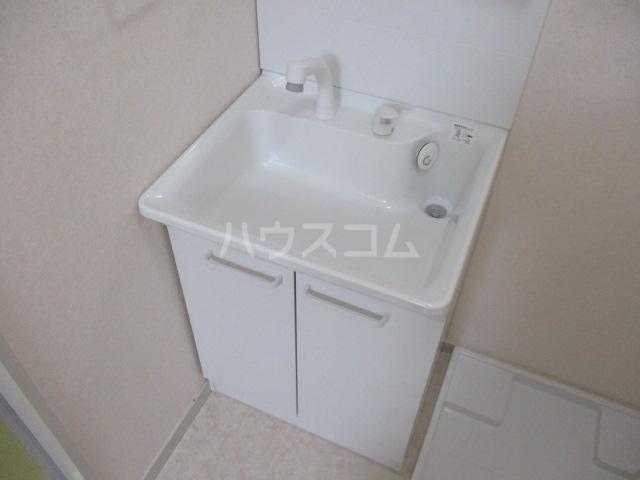 ハイム白糸 102号室の洗面所