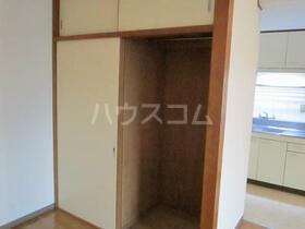 マンション六本木 206号室の収納