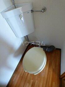 ハイツ和幸 303号室のトイレ