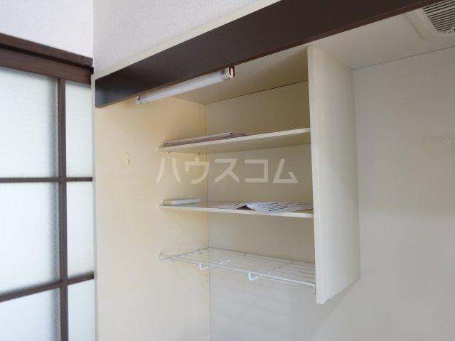 平成ハイツA棟 203号室の収納