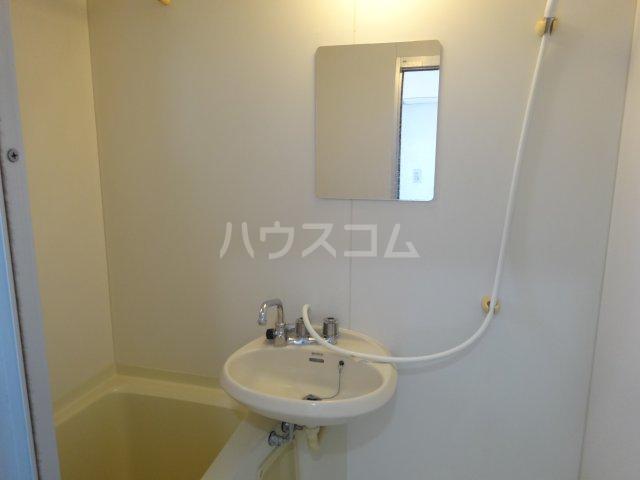 平成ハイツA棟 203号室の洗面所