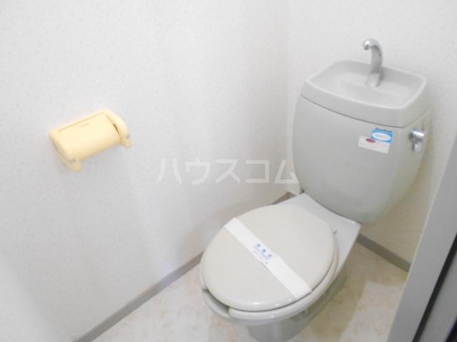 ハイツウェスターリア 102号室のトイレ