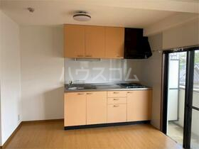 コウチビル 301号室のキッチン