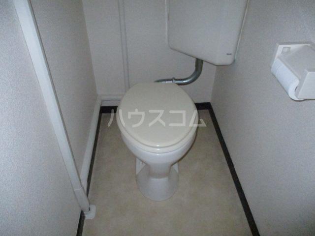 コーポ今井 2-B号室のトイレ