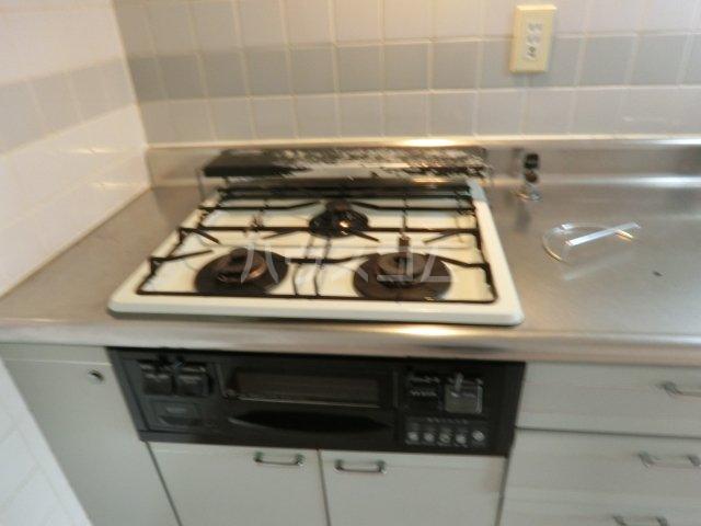 千種グリーンハイツ南館 301号室のキッチン