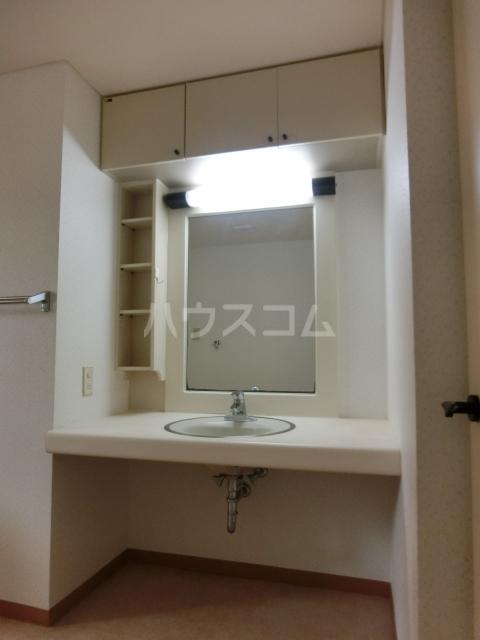 千種グリーンハイツ南館 301号室の洗面所