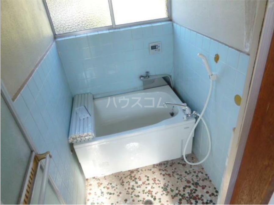 第二天竜荘 107号室の風呂