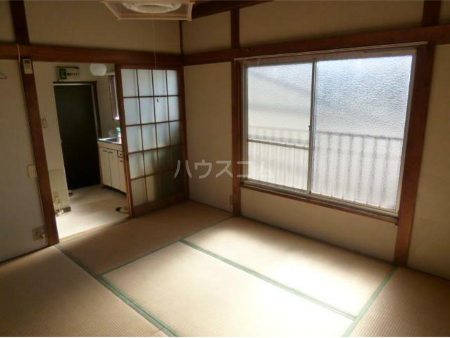 第二天竜荘 107号室の居室
