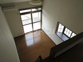 グリーンビレッジ 205号室の居室