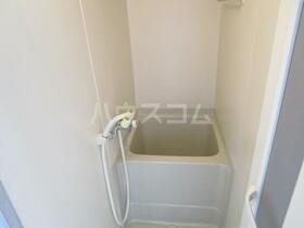 グリーンビレッジ 205号室の風呂