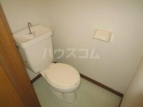 グリーンビレッジ 205号室のトイレ