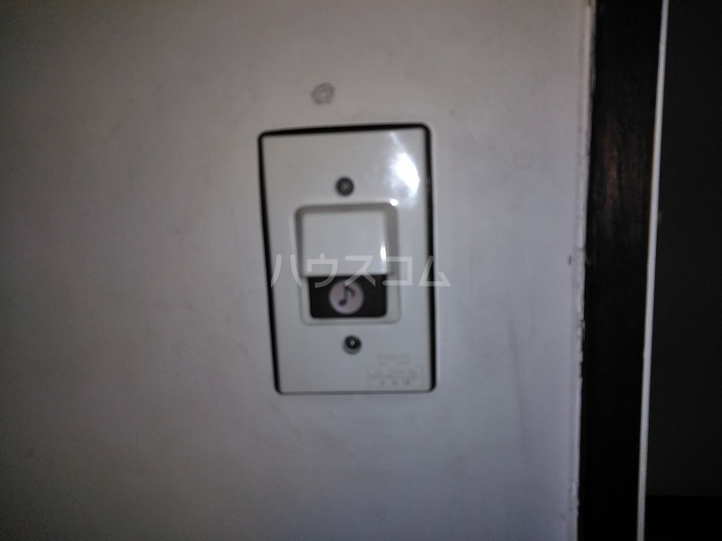 ハイム藤 206号室のセキュリティ