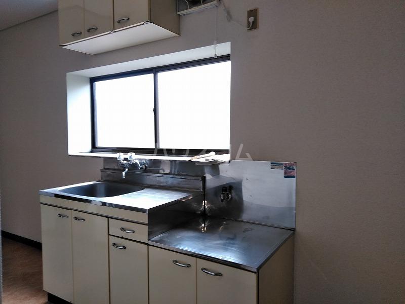 ハイム藤 206号室のキッチン