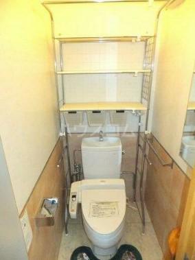 本町台ハイツ 101号室のトイレ