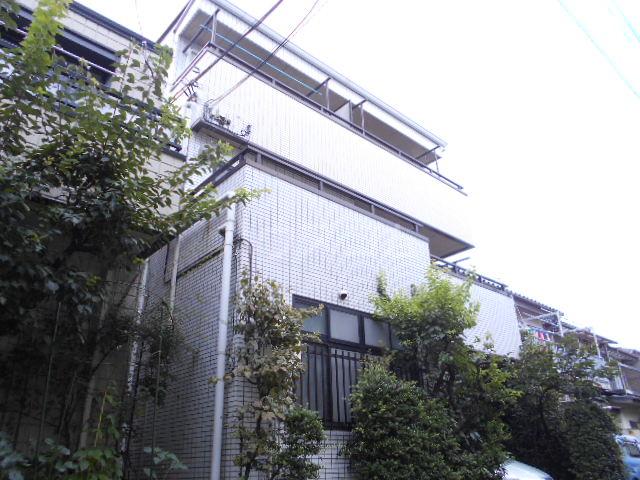 川口コーポ 302号室の景色