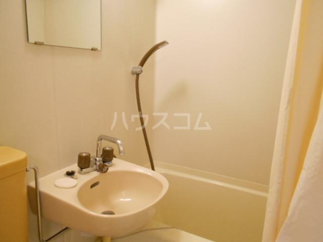 川口コーポ 302号室の風呂