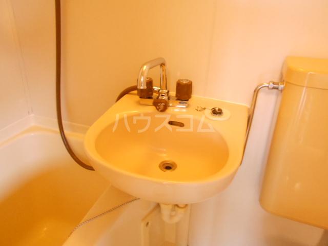 川口コーポ 301号室の洗面所