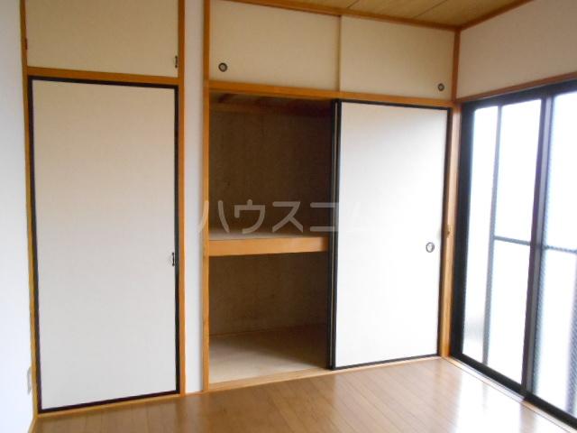 川口コーポ 301号室の収納