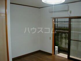 サンハウス 202号室の居室