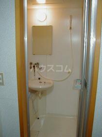 サンハウス 202号室の風呂