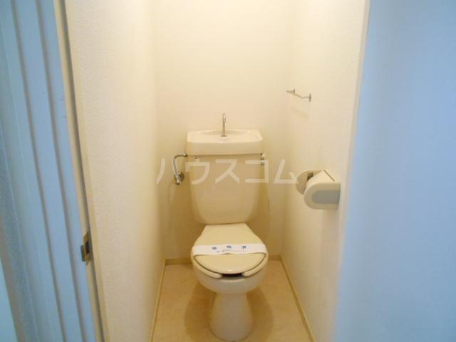 ハイツアロー 203号室のトイレ