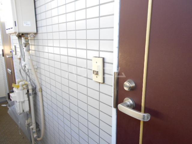 ハイツアロー 203号室のセキュリティ