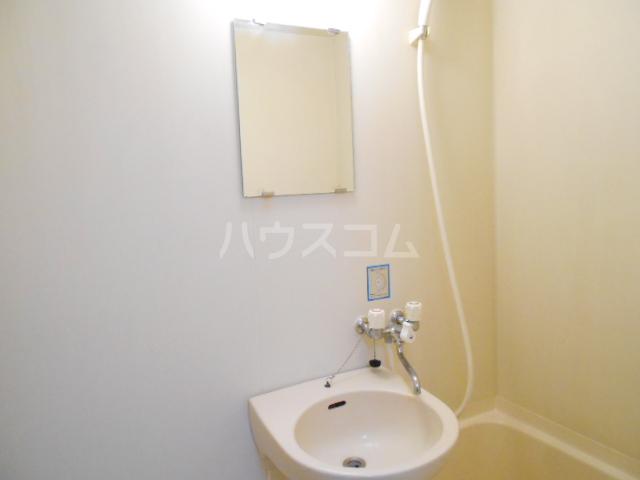 ハイツアロー 203号室の洗面所