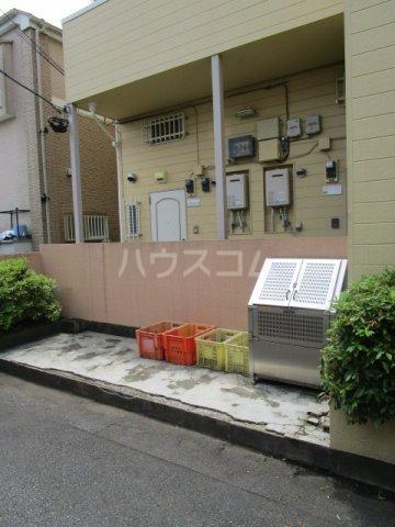 アルテせき 105号室の風呂