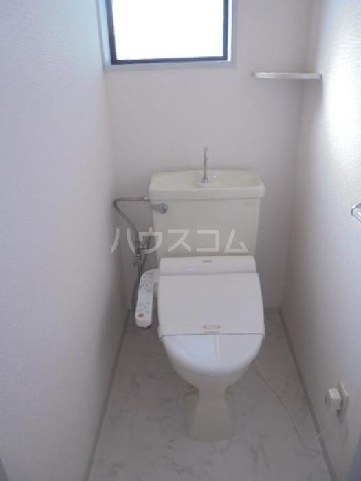 ジュネス府中 203号室のトイレ