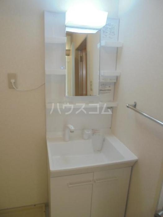 ジュネス府中 203号室の洗面所
