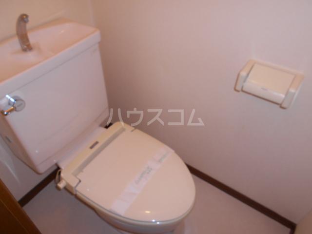 コーポ市瀬NO2 202号室のトイレ