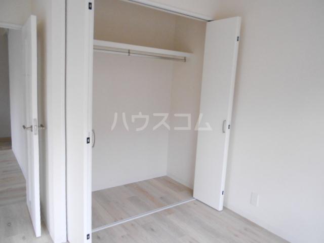 エスペランザ 202号室の収納