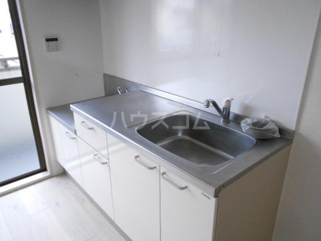 エスペランザ 202号室のキッチン