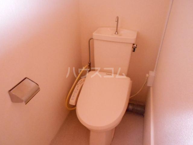 エスペランザ 202号室のトイレ