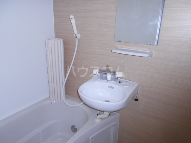 エスペランザ 202号室の洗面所