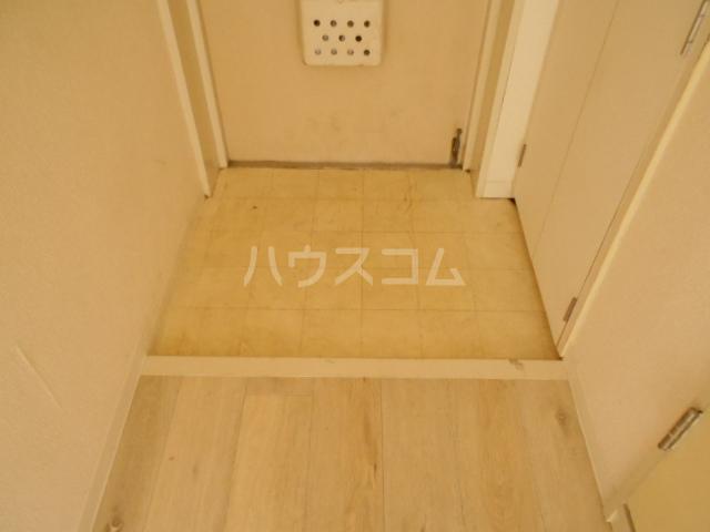 エスペランザ 202号室の玄関