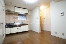 リバティ府中 102号室のキッチン