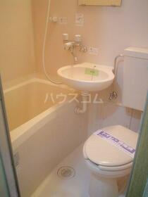 グリーンヴィラ府中 108号室の風呂
