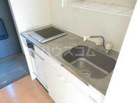 サンコーポ 201号室のキッチン