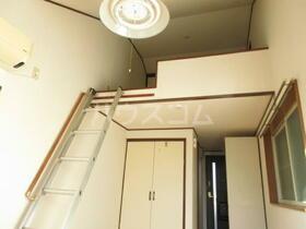 サンコーポ 201号室の玄関