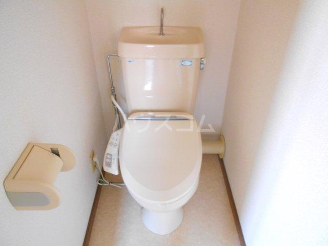 スマイルハイツ 301号室のトイレ