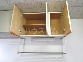 サンコーポ 201号室の収納